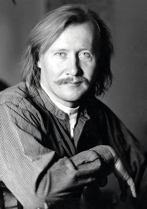 Portrait of Peter Sloterdijk