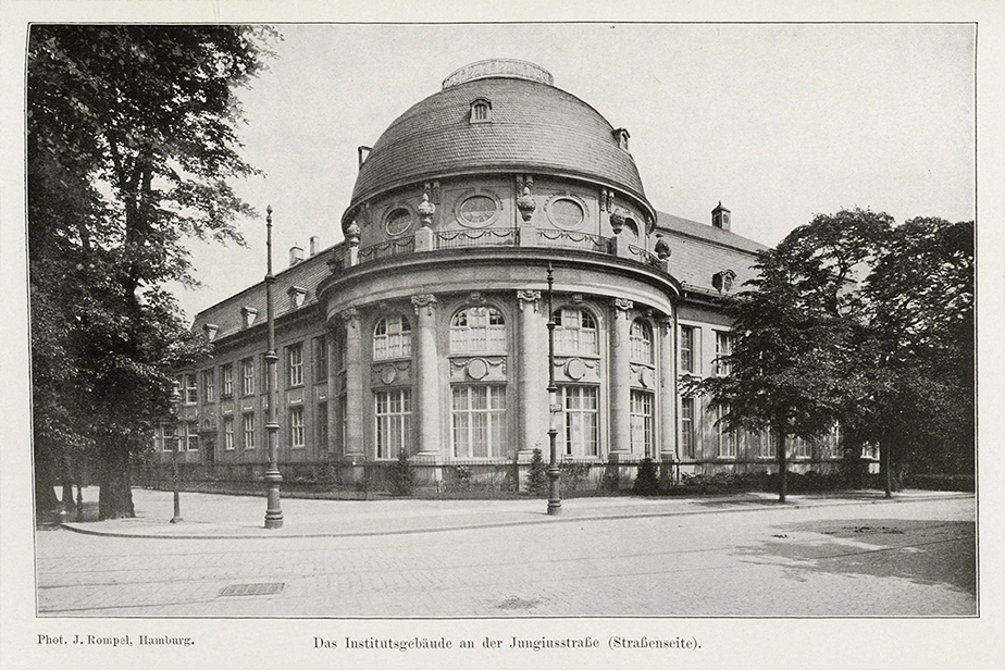 The Botanical Museum 1908